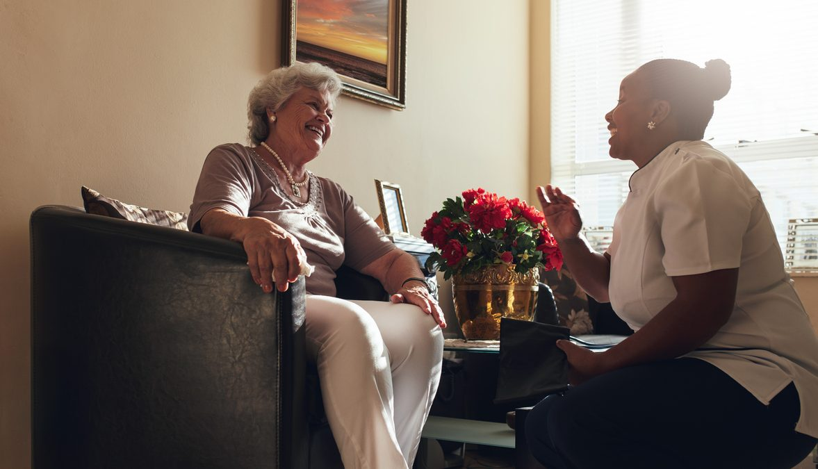 5 Signs It's Time For Assisted Living - Blue Chip Financial Group